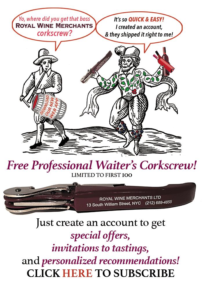 corkscrew ad